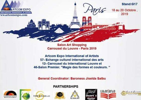 Exposição Patrícia Evangelista | Paris